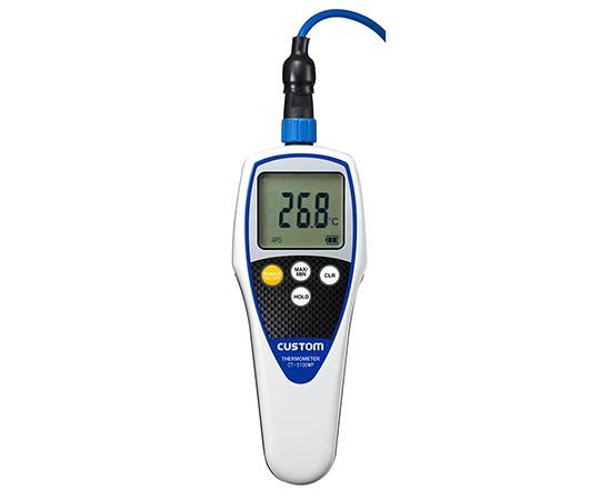 防水型デジタル温度計 CT-5100WP