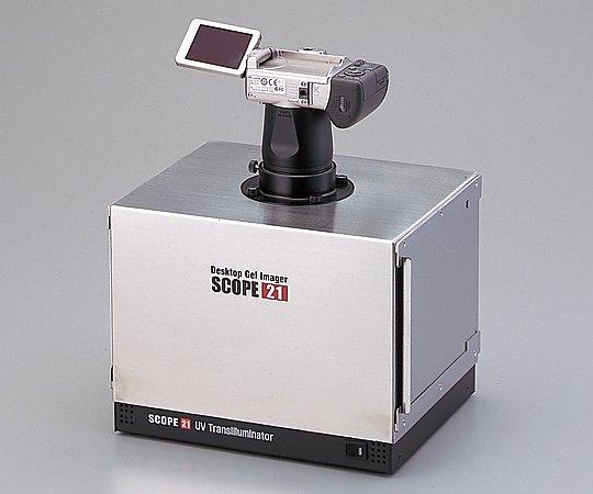 ゲル撮影装置 SCOPE21