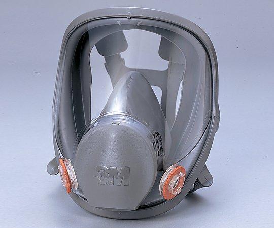 防毒マスク(全面形面体)Mサイズ 6000F