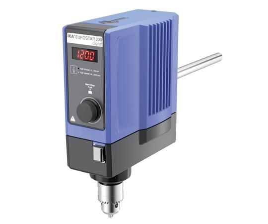 電子制御撹拌機 ユーロスター200デジタル EUROSTAR 200 digital