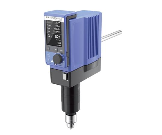 電子制御撹拌機 ユーロスター200コントロールP4 EUROSTAR 200 control P4
