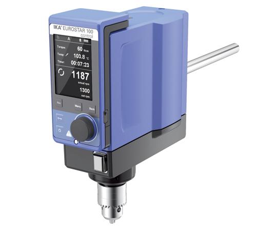 電子制御撹拌機 ユーロスター100コントロール EUROSTAR 100 control