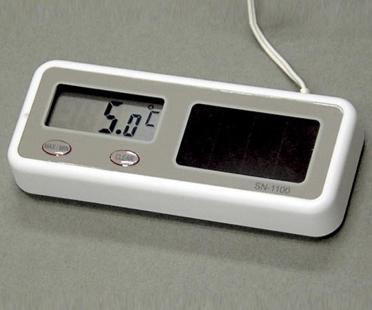 ソーラー・リチウム温度計 SN-1100