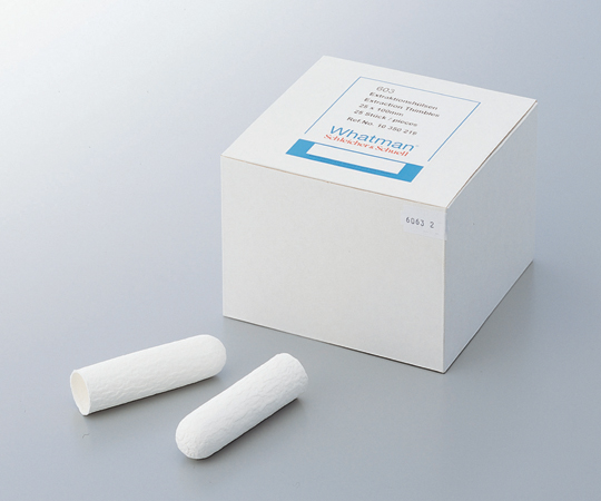 Cellulose Cylindrical Filter Paper Φ25 x 100mm 25 Pieces and others