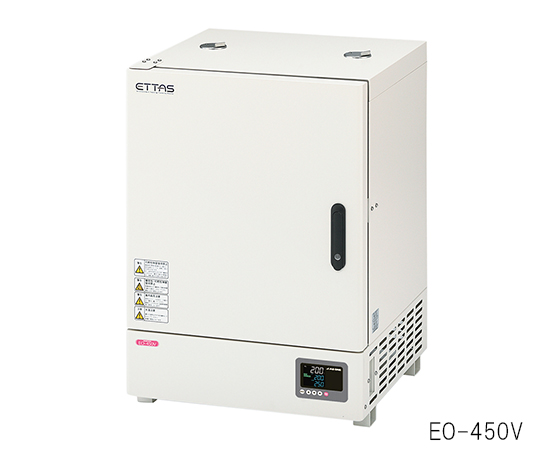 定温乾燥器 (タイマー・自然対流式) EO-450V 91L (出荷前点検検査書付き)