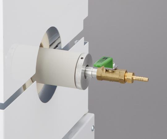 電気炉TMF-500N・3ZTF-50石英炉心管用 ガス置換ユニット