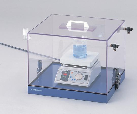 ガス置換ボックス 600×500×395mm GTB-105