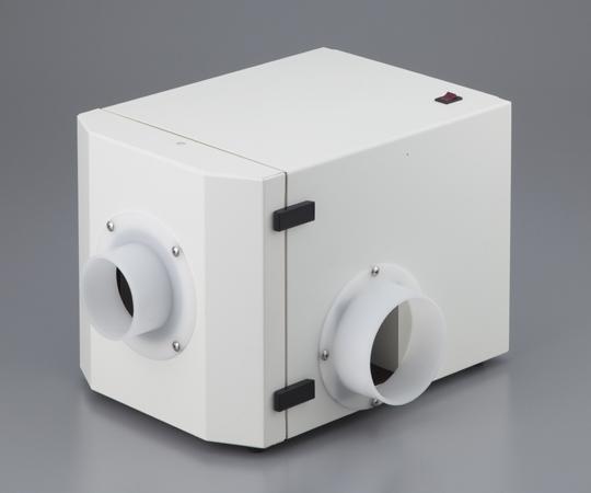 Portable Fume Hood (Fan Unit) L Type (Acid Resistant Type)