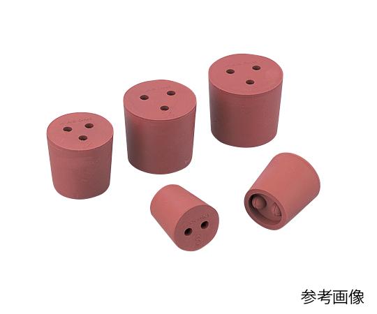 穴付きゴム栓