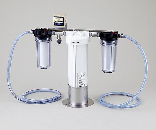イオン交換エレメント式純水装置 定流量弁