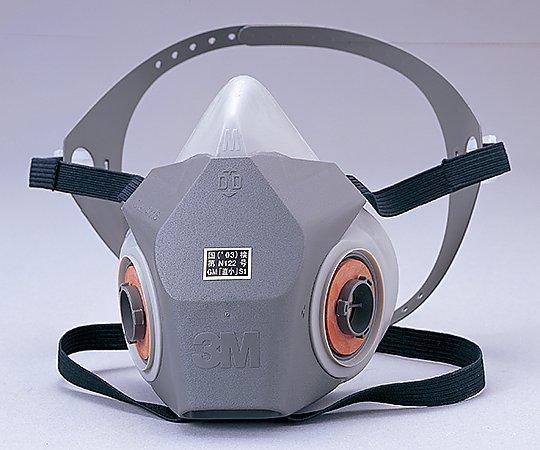[取扱停止]防毒マスク 6000DDSR M