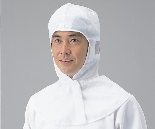 ヘルメット FC426C白 ヘルメット対応頭巾