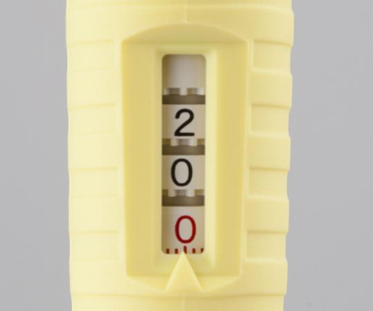 ニチペットEX PlusⅡ(耐溶剤仕様) 0.1~2.0μL 00-NPLO2-2