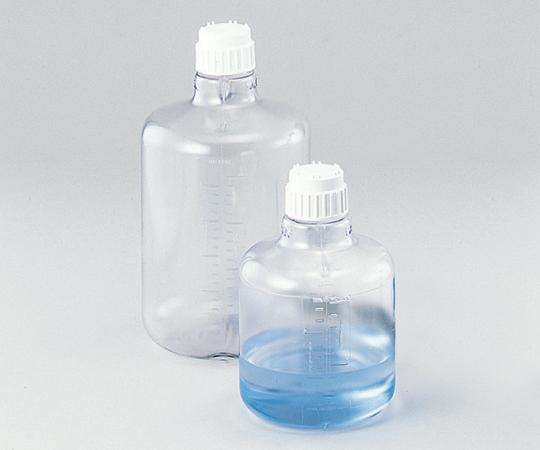 大型透明丸型瓶