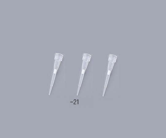 フィルターチップ(ART) 0.5~20μL 50.7mm 96本/ラック×10ラック