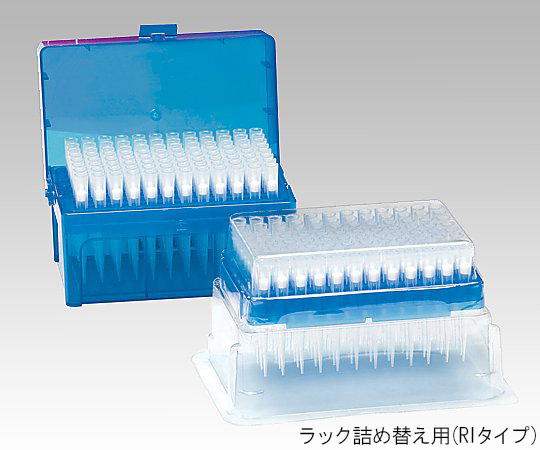 フィルターチップ(ART) 0.1~10μm 43.3mm 96本/ラック×10ラック