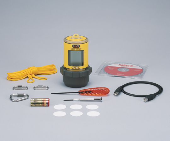 拡散式硫化水素測定器 GHS-8AT(100)
