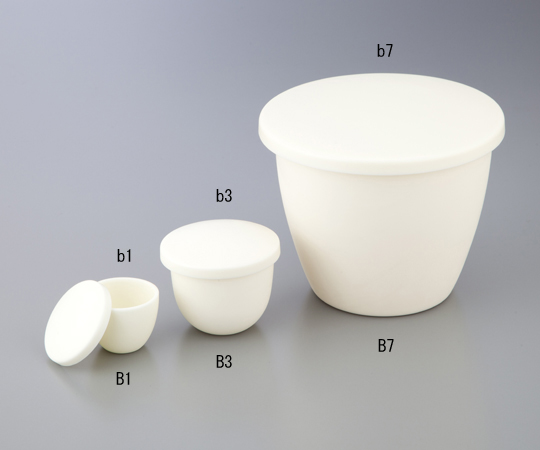 Alumina Crucible (SSA-S) Cover for 30mL and others