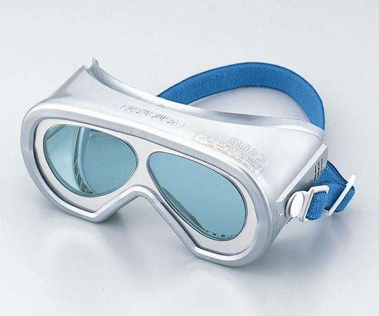 レーザー光完全吸収メガネ