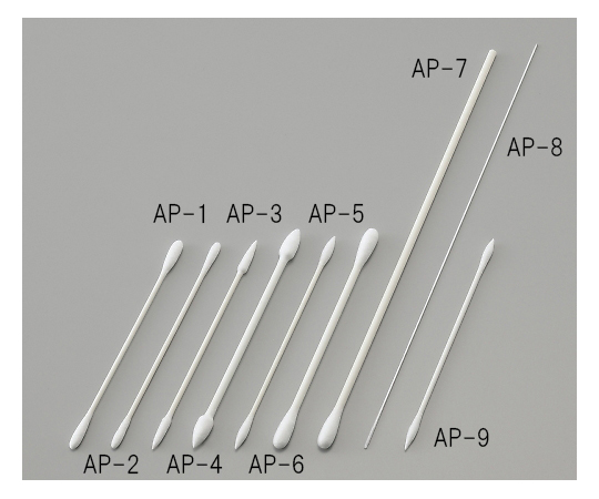 アズピュア工業用綿棒