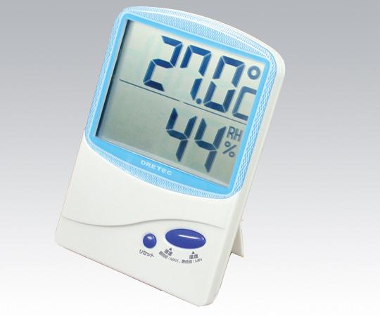 デジタル温湿度計 O-206BL