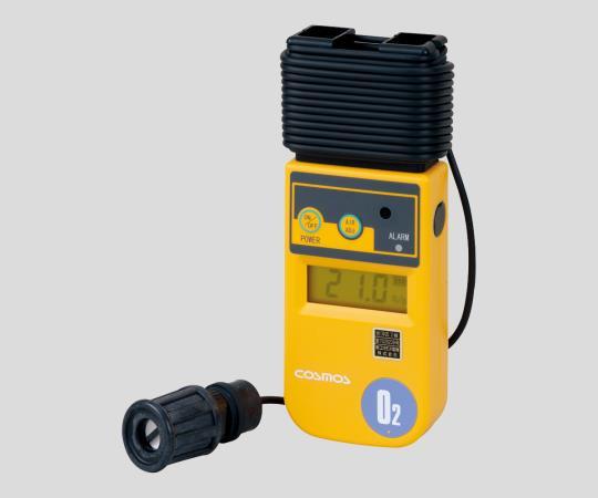 酸素濃度計(投げ込み式) 5m(本体巻取式) XO-326ⅡsA