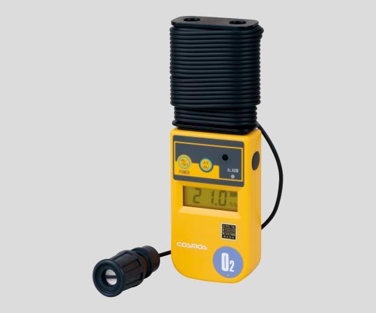酸素濃度計(投げ込み式) 10m(本体巻取式) XO-326ⅡsC