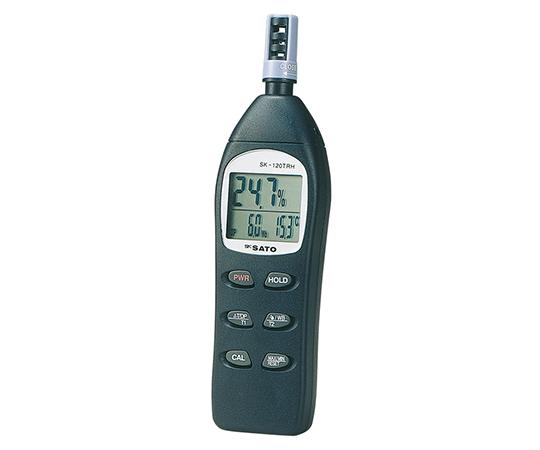 デジタル温湿度計 SK-120TRH