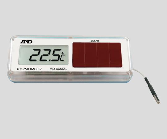 ソーラー温度計 AD-5656SL