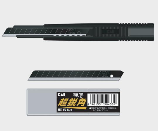 カッターナイフ 130mm 超鋭角刃 SC-010