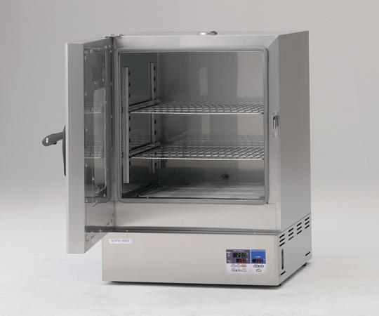 ETTAS 定温乾燥器 強制対流方式(右開き扉)窓付 ステンレス SOFW-600S-R (出荷前点検検査書付き)