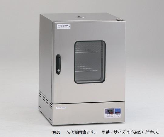 ETTAS Sシリーズ 強制対流定温乾燥器(右扉・窓付) 出荷前点検検査書付き
