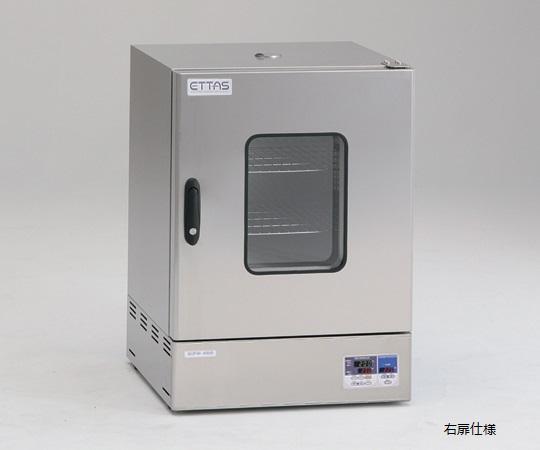 定温乾燥器 強制対流方式(右開き扉)窓付 ステンレス SOFW-450S-R (出荷前点検検査書付き)