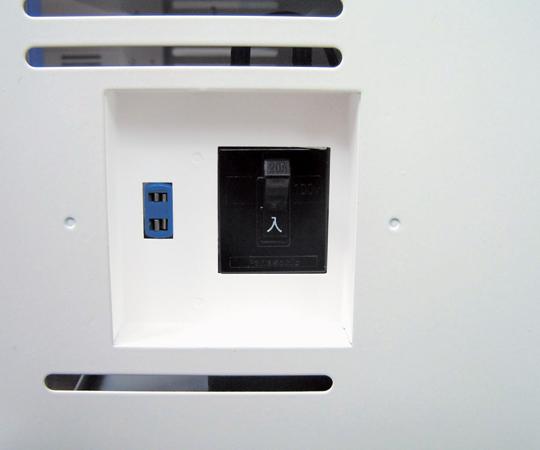 ETTAS 定温乾燥器 強制対流方式(左開き扉)窓無 OF-600S (出荷前点検検査書付き)