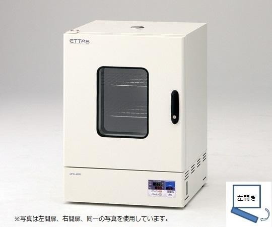 定温乾燥器 強制対流方式(左開き扉)窓付 ステンレス SOFW-300S (出荷前点検検査書付き)
