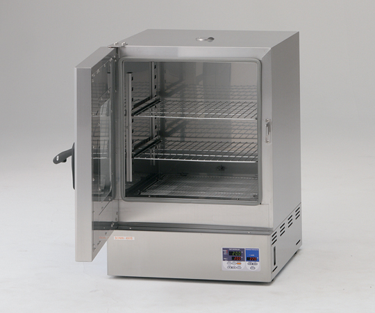 定温乾燥器 自然対流式(左開き扉)窓付 ステンレス SONW-450S (出荷前点検検査書付き)