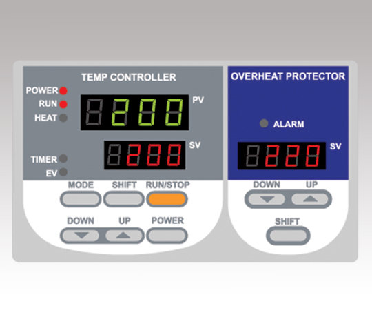定温乾燥器 自然対流式(右開き扉)窓付 ステンレス SONW-600S-R (出荷前点検検査書付き)