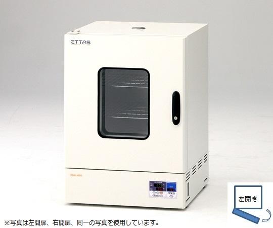 定温乾燥器 自然対流乾燥器(左開き扉)窓付 ONW-600S (出荷前点検検査書付き)