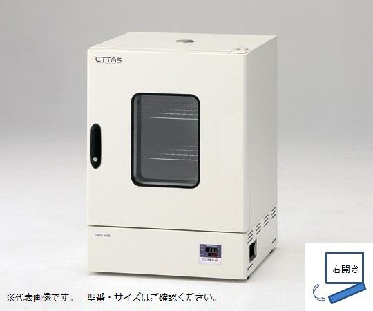定温乾燥器 自然対流式(右開き扉)窓付 ONW-600S-R (出荷前点検検査書付き)