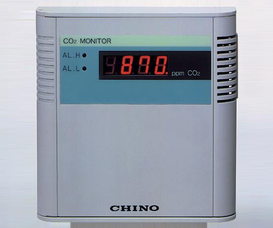 CO2モニターMA1002 アラーム機能 MA1002-00