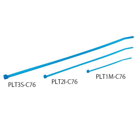 フッ素樹脂ケーブルタイ(パンタイ) PLT2I-C76