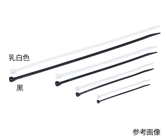 ケーブルタイ(スーパーグリップ) 最大φ25 乳白色 PLT100
