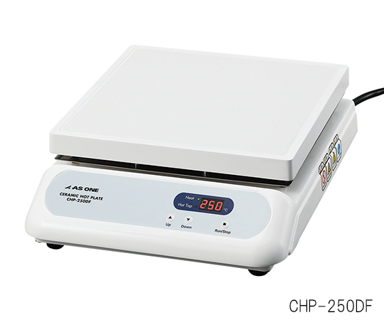 セラミックホットプレート (デジタルタイプ) 550℃ 251×254mm