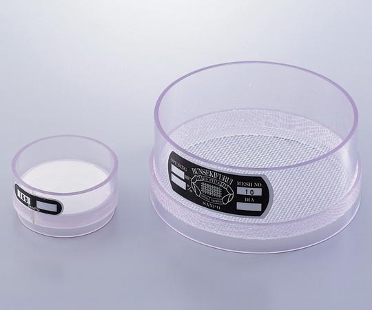 塩化ビニル枠ふるい 200メッシュ φ75
