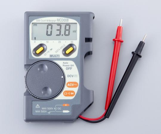 ポケットマルチメーター MCD008