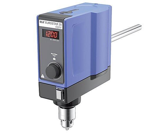 電子制御撹拌機 ユーロスター20デジタル EUROSTAR 20 digital