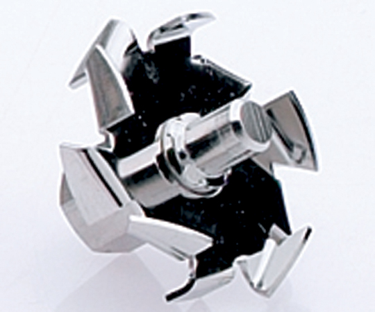 高速電子制御撹拌機(EUROSTAR 20 high speed digital/control)用 溶解型撹拌羽根 φ40 R1402