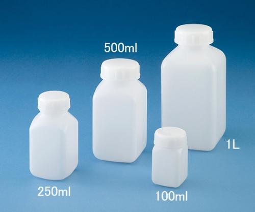 広口角型規格瓶