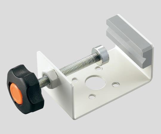 ポータブル高圧ガスボンベ用減圧弁固定用金具 1個 減圧弁固定用金具(1個入)