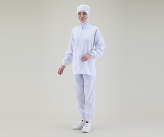 [取扱停止]食品ユニフォーム男女兼用 パンツ L SP-L